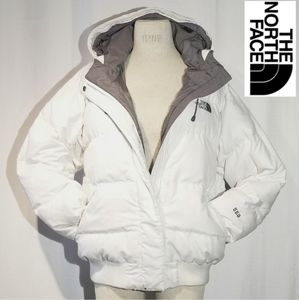 The North Face 550 Goose Filled Hooded Puff Coat